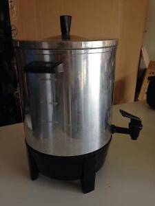 24 Cup Coffee Pot