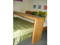 Ikea malm overbed table
