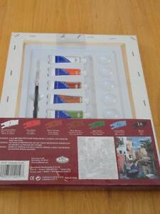 Paint by numbers canvas and paint set - Brand new London Ontario image 3