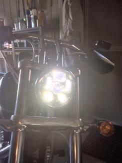 2009 Harley Davidson Dyna Super Glide Custom FXDC