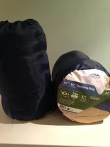Pair of sleeping bags Adult size