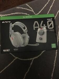 Astro A40 TR headset xbox one