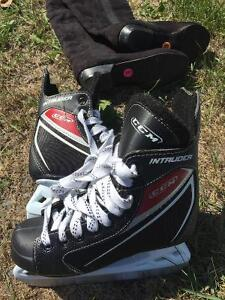 For Sale CCM Intruder Hockey Skates Size 2, Asking $30