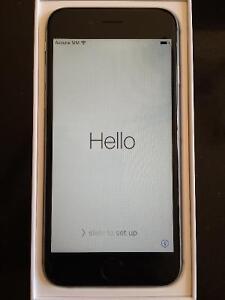 Iphone 6 128G EN EXCELLENTE CONDITION  -------------------------