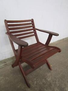 D4089 Solid Timber Outdoor Chair Mount Barker Mount Barker Area Preview
