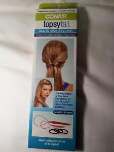 Multiple hairstyling Tool