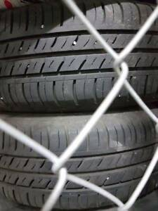 4 Wheels and Tyres (Ford Laser, Mazda 323) 175/65/R14 Doncaster Manningham Area Preview