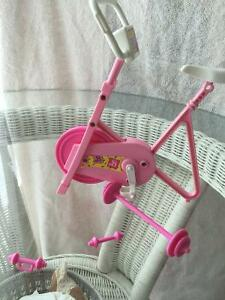 Collectible Barbie Exercise Set