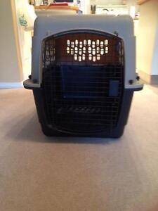 Dog kennel flight approved