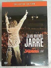 Jean Michel Jarre - Solidarnosc Live Collector Edition - DVD & CD
