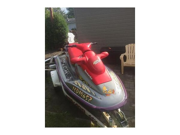 Used 1998 Sea Doo/BRP Gsx limited