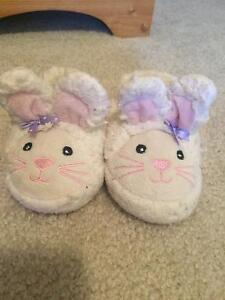 Toddler Bunny slippers