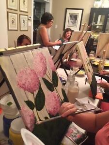 Let's Paint - Paint Night Parties in your own home! London Ontario image 4