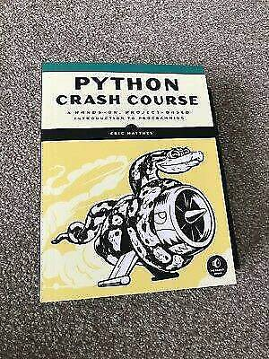 Python Crash Course - Book | in Hull, East Yorkshire | Gumtree