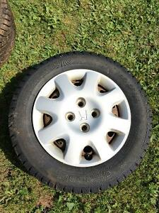 4 winter tires 185 65 R14