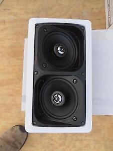 Definitive Technology UIW BP/A in-wall in-ceiling speaker - pair