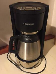MOVING SALE!Black & Decker Coffee Machine (Percolator) Like New