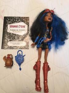 Monster High Robecca Steam Original!!!