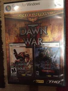 Dawn of War 2 PC Game with Expansion Oakville / Halton Region Toronto (GTA) image 1