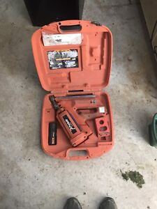 Paslode nail gun Holsworthy Campbelltown Area Preview