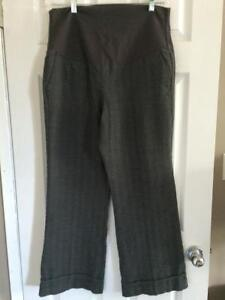 Thyme Maternity dress pants size large