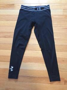 Under Armour Cold Gear Pants Youth Small