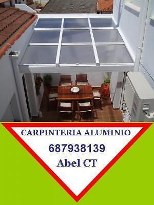 Canalon aluminio murcia carpinter a aluminio carpinter a - Carpinteria de aluminio en murcia ...