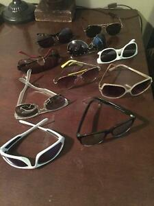 10 pairs of sunglasses for $50