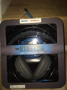 Philips Stretch Headphones
