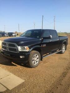 2014 Dodge Power Ram 3500 Limited Pickup Truck
