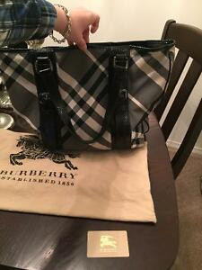 Burberry Nova check-reduced Edmonton Edmonton Area image 3