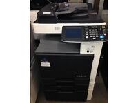 Konica Minolta Bizhub C200 Colour Laser Copier/Printer/Scanner/Full Toners/Mint/ Bargain Price !