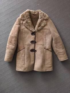 Morrison Sheepskin Coat 3/4 length (Morrison)