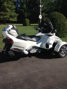 Canam spyder RT