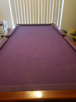 Pool table 7x4