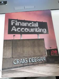 Financial Accounting, Craig Deegan 8th Edition Maylands Bayswater Area Preview