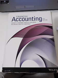 Financial Accounting, 9th Edition Maylands Bayswater Area Preview