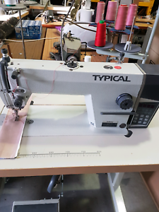 New Typical Semi Dri Automatic Industrial Plain Sewing Machine Carrum Downs Frankston Area Preview
