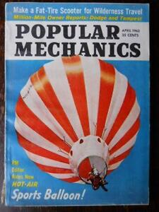 Popular Mechanics Magazine Back Issues Ebay