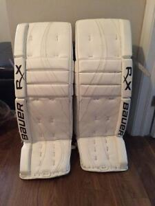 RX8 Bauer White Pads
