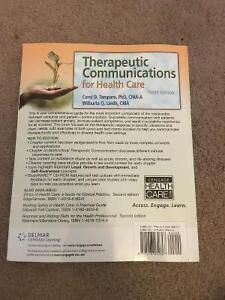 Therapeutic Communications for Health Care-with CD Kitchener / Waterloo Kitchener Area image 2