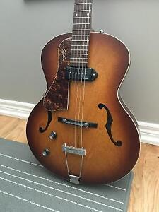 Godin 5th Avenue Kingpin Electric Guitar Lefty Left Handed LH