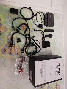 Scorpio rLiNK SR-i1100 GPS/GPRS MOTORCYCLE SECURITY SYSTEM Used