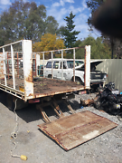 Tailgate loader hydraulic canter dyna mazda truck Munno Para Playford Area Preview