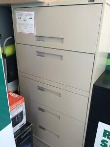 5-Drawer Filing Cabinet
