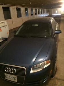 REDUCED 2006 Audi A4 2.0 turbo 6speed with blown engine