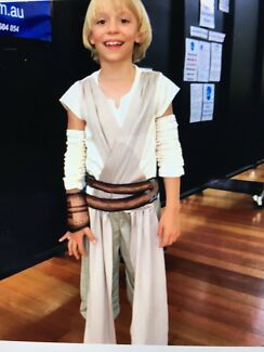 Ray from Star Wars kids costume