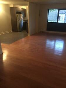 Large, fully renovated, 4 1/2, 5 1/2 available immediately