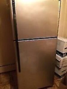 Frigidaire Hotpoint stainless