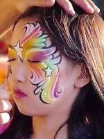FACE PAINTING - Birthdays and ANY Child's Event! SCHEME A DREAM